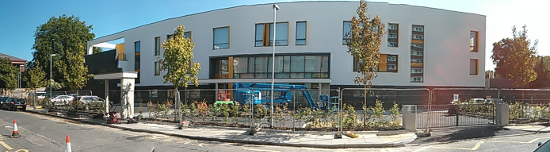 PANO B Tate w550 Bouygues UK to hand over new Beatrice Tate School today