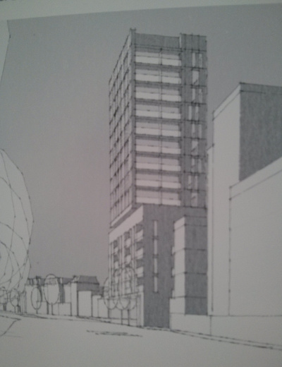 Galliard Mile End w400 560   562 Mile End Road   Redevelopment Proposals