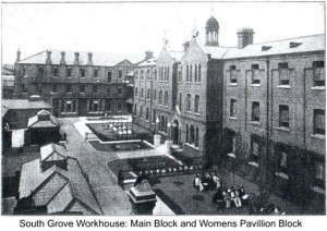 Main Block and Womens Block