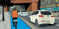 Cycle Superhighway Stratford
