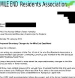 Mile End Residents