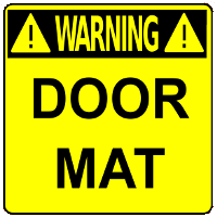 Eastend Homes Doormat Policy